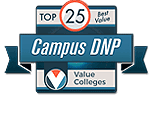 Top 25 best value DNP Programs