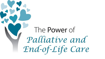 Power of palliative and end of life care graphic