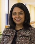 Rushika Patel, Senior Director for Diversity, Equity and Inclusion