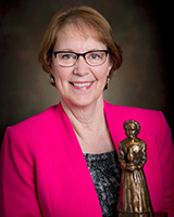 Dr. Barbara Freeland received the 2016 Nightingale Award for Nursing Excellence in Education