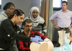 UMSN welcomes people from all backgrounds
