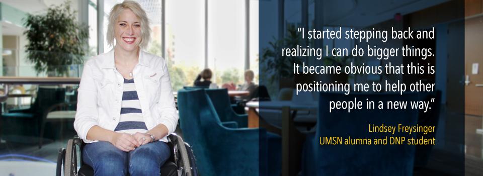 Student Spotlight Turning Adversity Into Action University Of