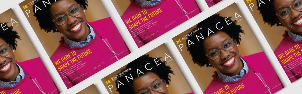 Lauren Underwood Cover of Panacea - Winter 2020