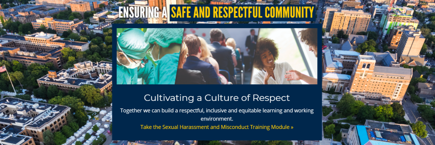 Cultivating a Culture of Respect University of Michigan