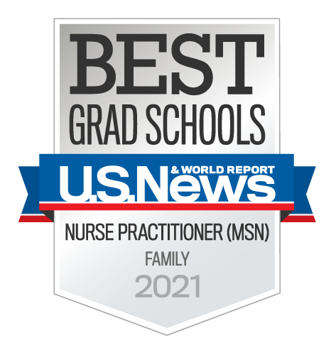 Best Grad Schools, US News, Nursing Practitioner (MSN) 2021