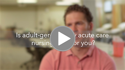 Adult-Gero Acute Care Video