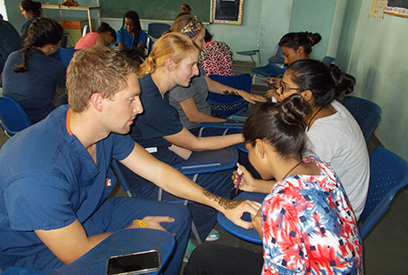 Global Experiences for Nursing Students