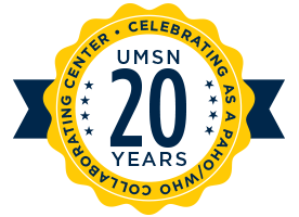 PAHO/WHO Collaboring Center Celebrating 20 years with UMSN