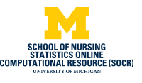 School of Nursing Statistics Online Computational Resource