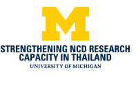School of Nursing Strengthening NCD Research Capacity in Thailand