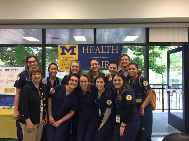 Michigan Difference In Nursing Education University Of Michigan