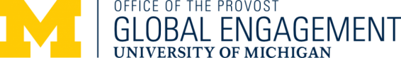 Global Engagement Office of the Provost