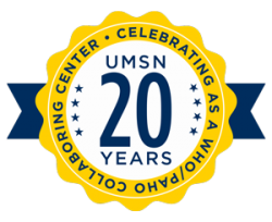 WHO/PAHO Collaboring Center Celebrating 20 years with UMSN