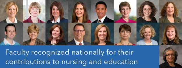 UMSN faculty collage