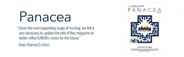 UMSN magazine Panacea