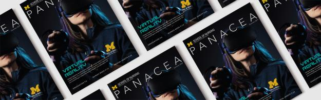 Summer 2019 Panacea Cover - Virtual Reality