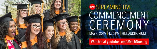 UMSN Commencement May 4
