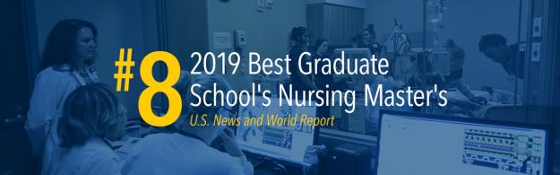UMSN is ranked 8 by U.S. News and World Report