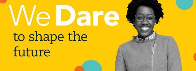 Lauren Underwood We Dare to shape the future