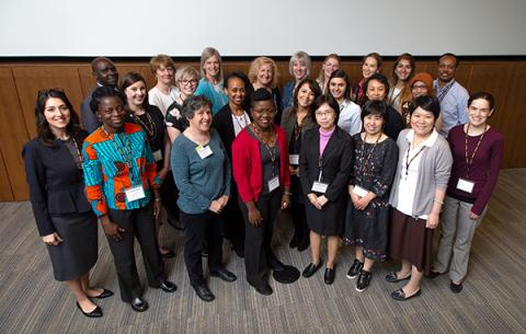 Attendees and presenters of of the Global Reproductive and Sexual Health Summer Institute
