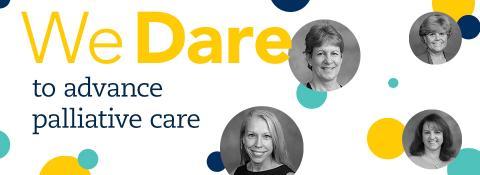 We dare to advance palliative care