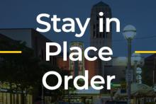 Stay in Place Order